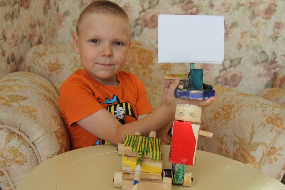 Техно-мастерская в частном детском саду Мамочка в Ростове
