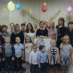 Праздник Осени в детском центре «МАМОЧКА»