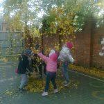 Осень постучалась к нам золотым дождем!