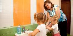 группы раннего развития от 1 до 3 лет
