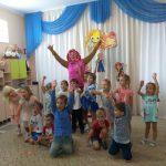 День рождения Егорки